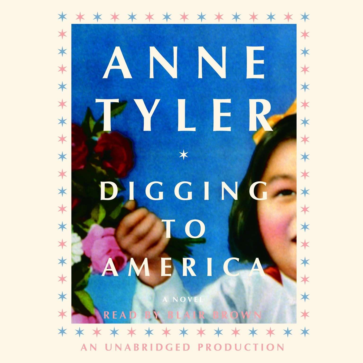 Printable Digging to America: A Novel Audiobook Cover Art