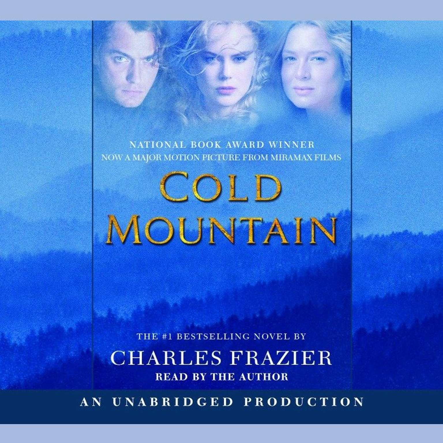 Printable Cold Mountain Audiobook Cover Art