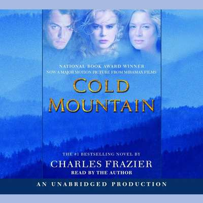 Cold Mountain Audiobook, by Charles Frazier