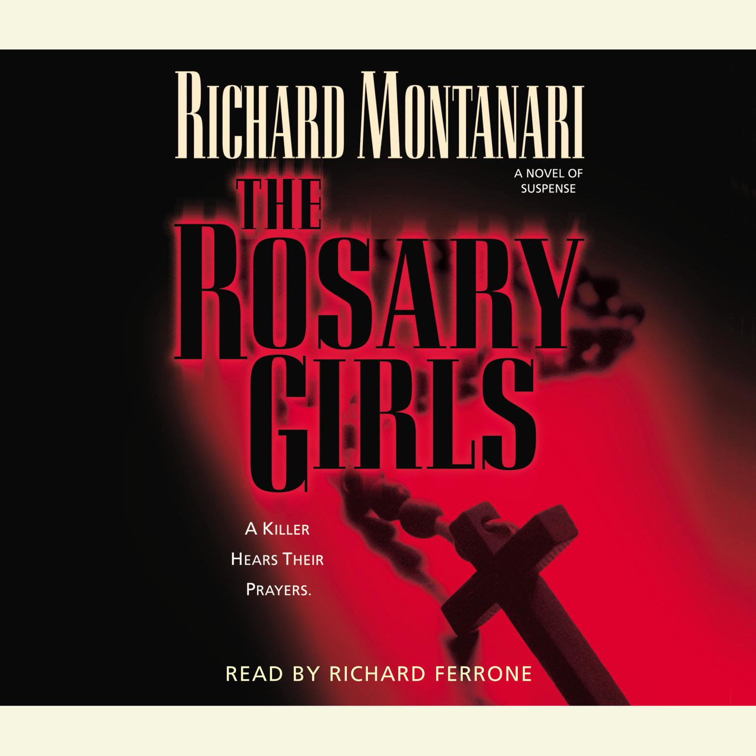 Printable The Rosary Girls: A Novel of Suspense Audiobook Cover Art