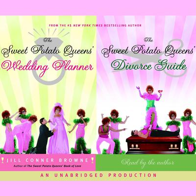 The Sweet Potato Queens Wedding Planner/Divorce Guide Audiobook, by Jill Conner Browne