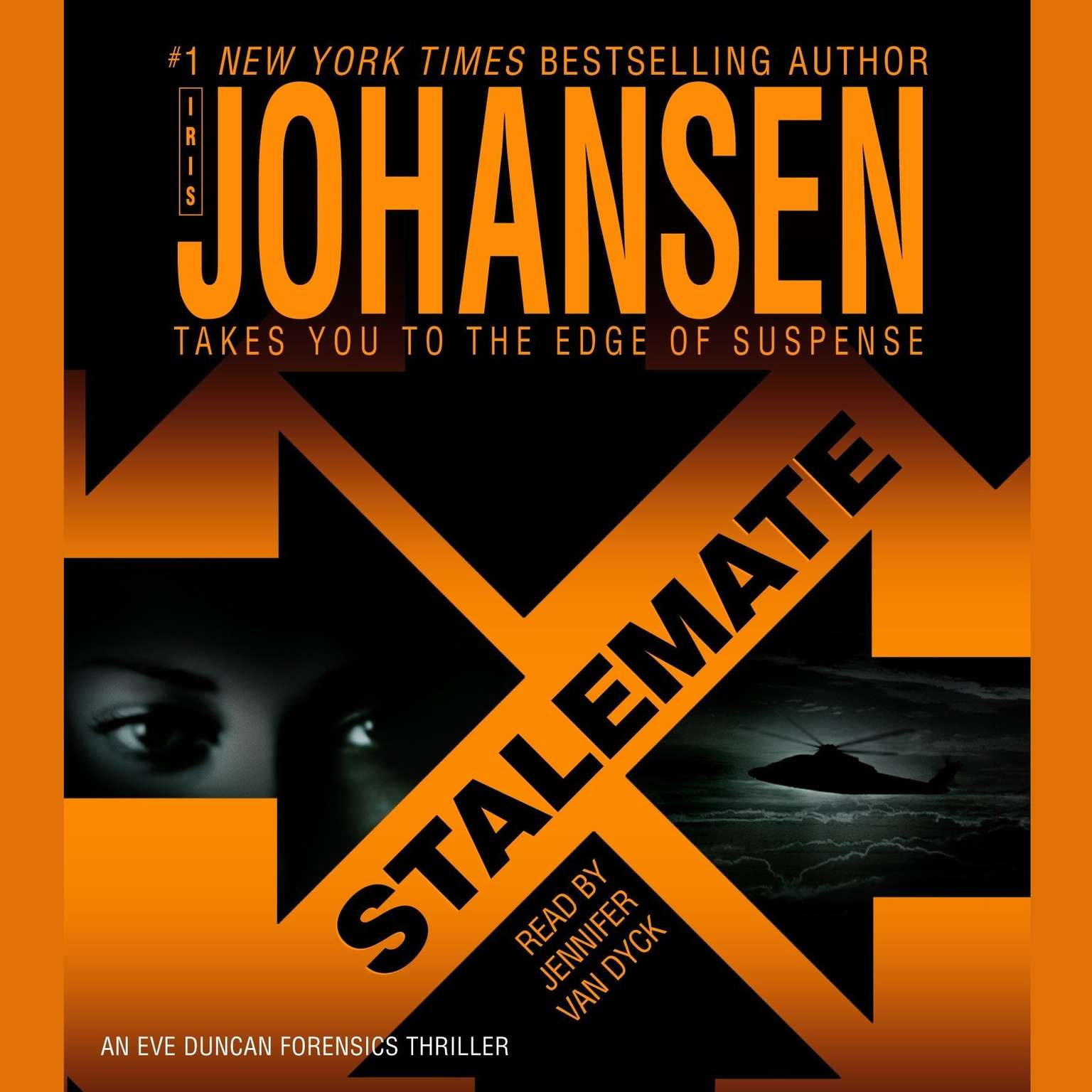 Printable Stalemate Audiobook Cover Art