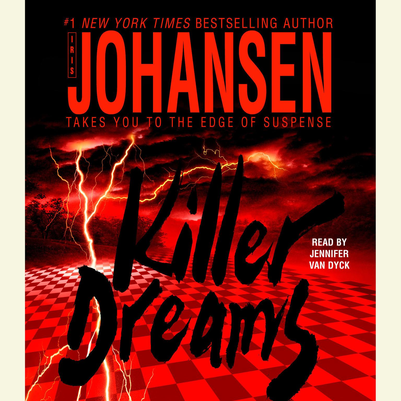 Printable Killer Dreams Audiobook Cover Art