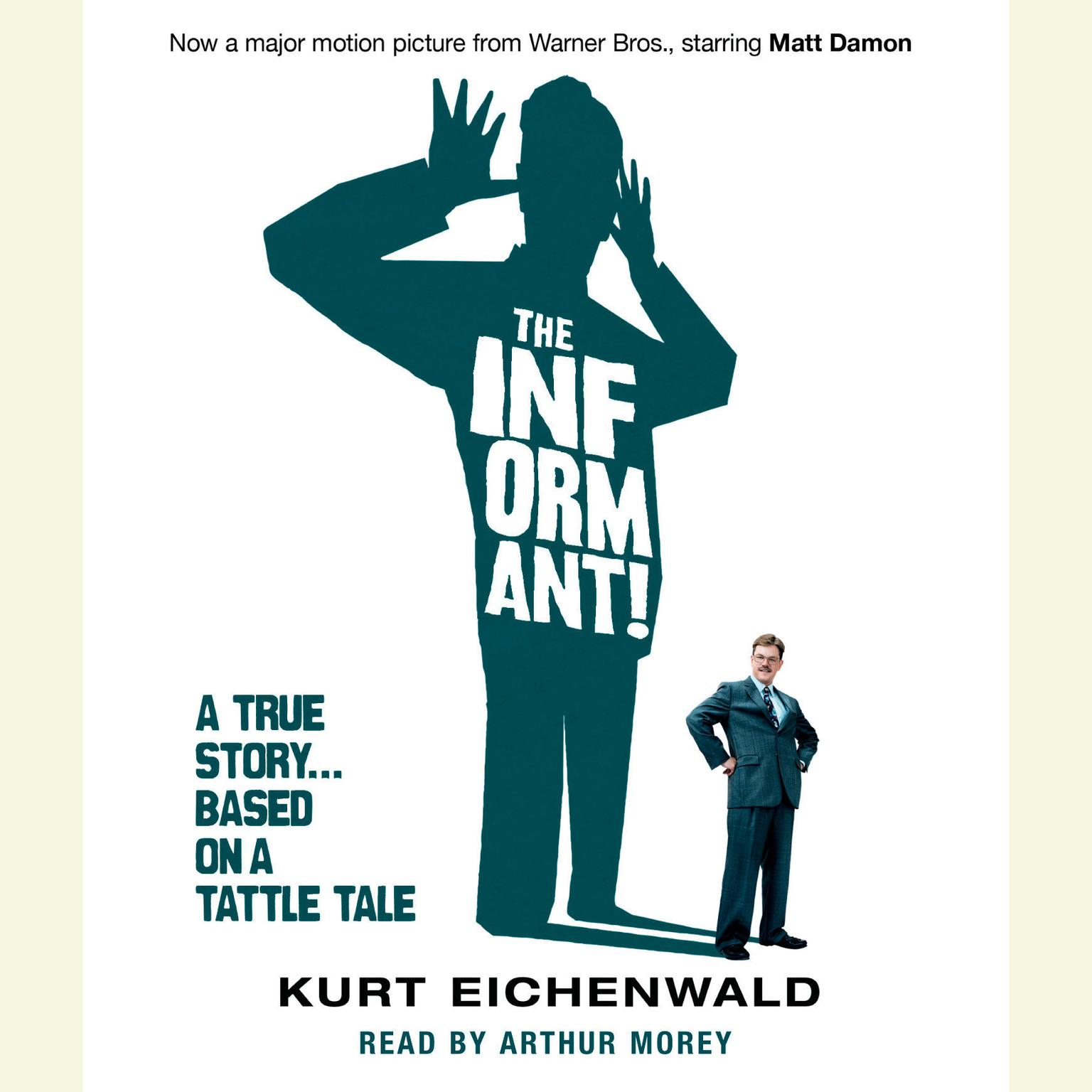 Printable The Informant: A True Story Audiobook Cover Art
