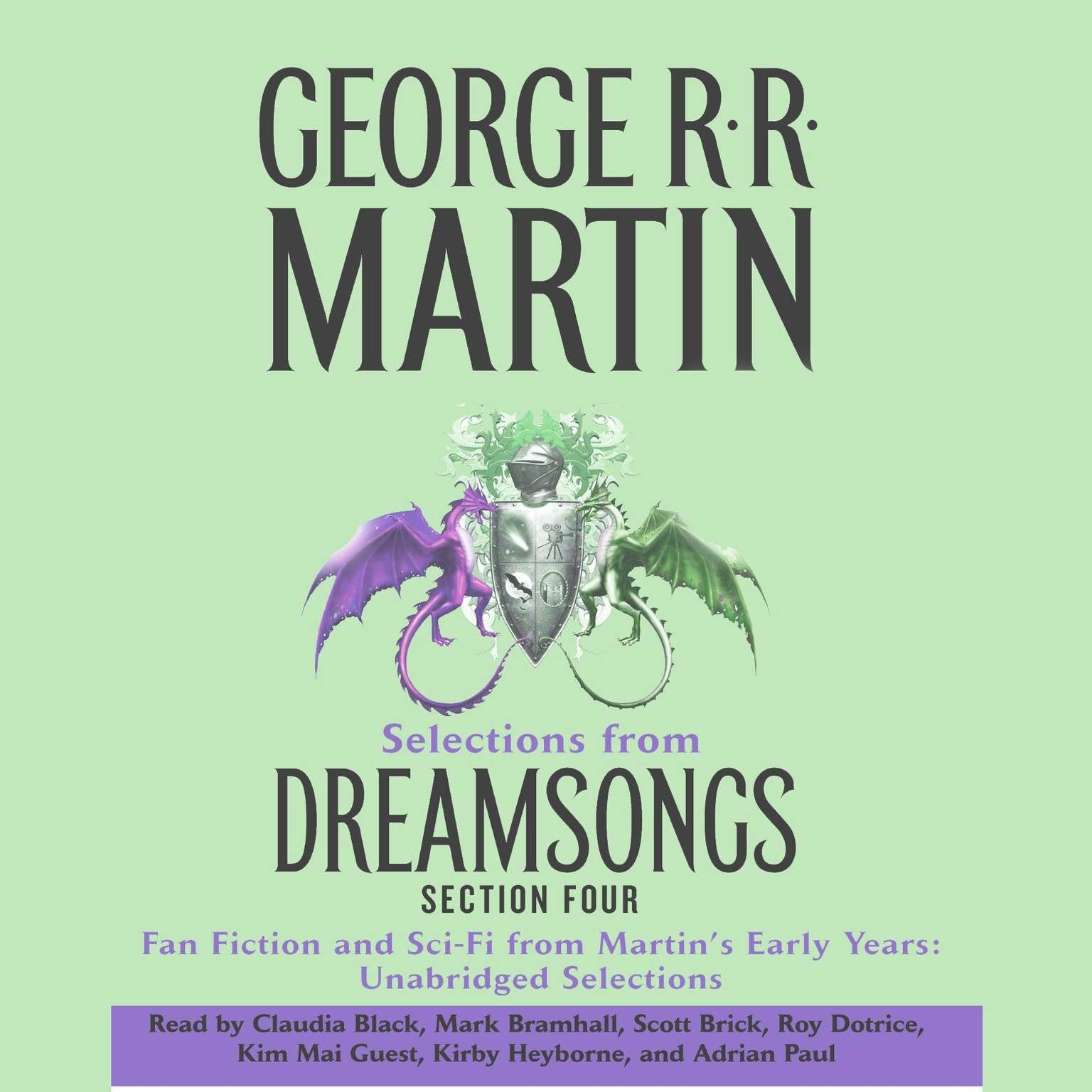 Printable Dreamsongs, Section 4: The Heirs of Turtle Castle Audiobook Cover Art
