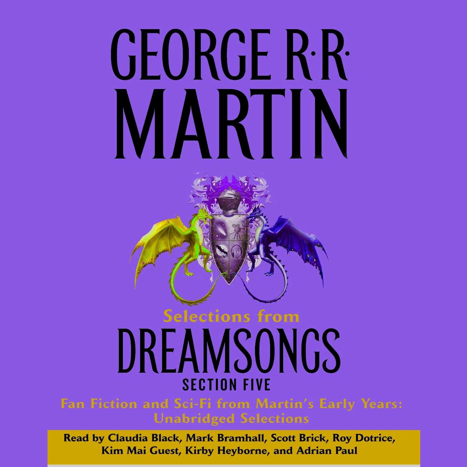 Printable Dreamsongs, Section 5: Hybrids and Horrors Audiobook Cover Art