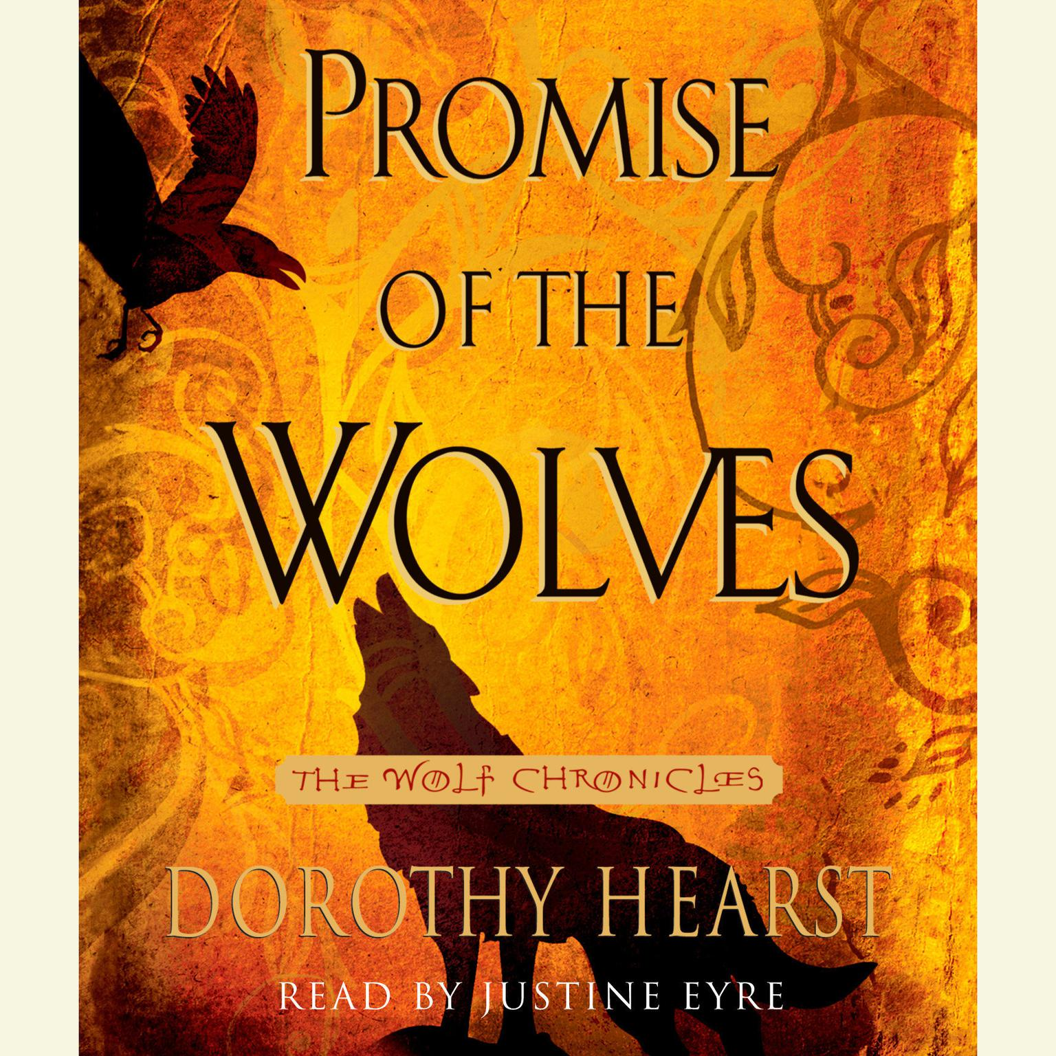 Printable Promise of the Wolves Audiobook Cover Art