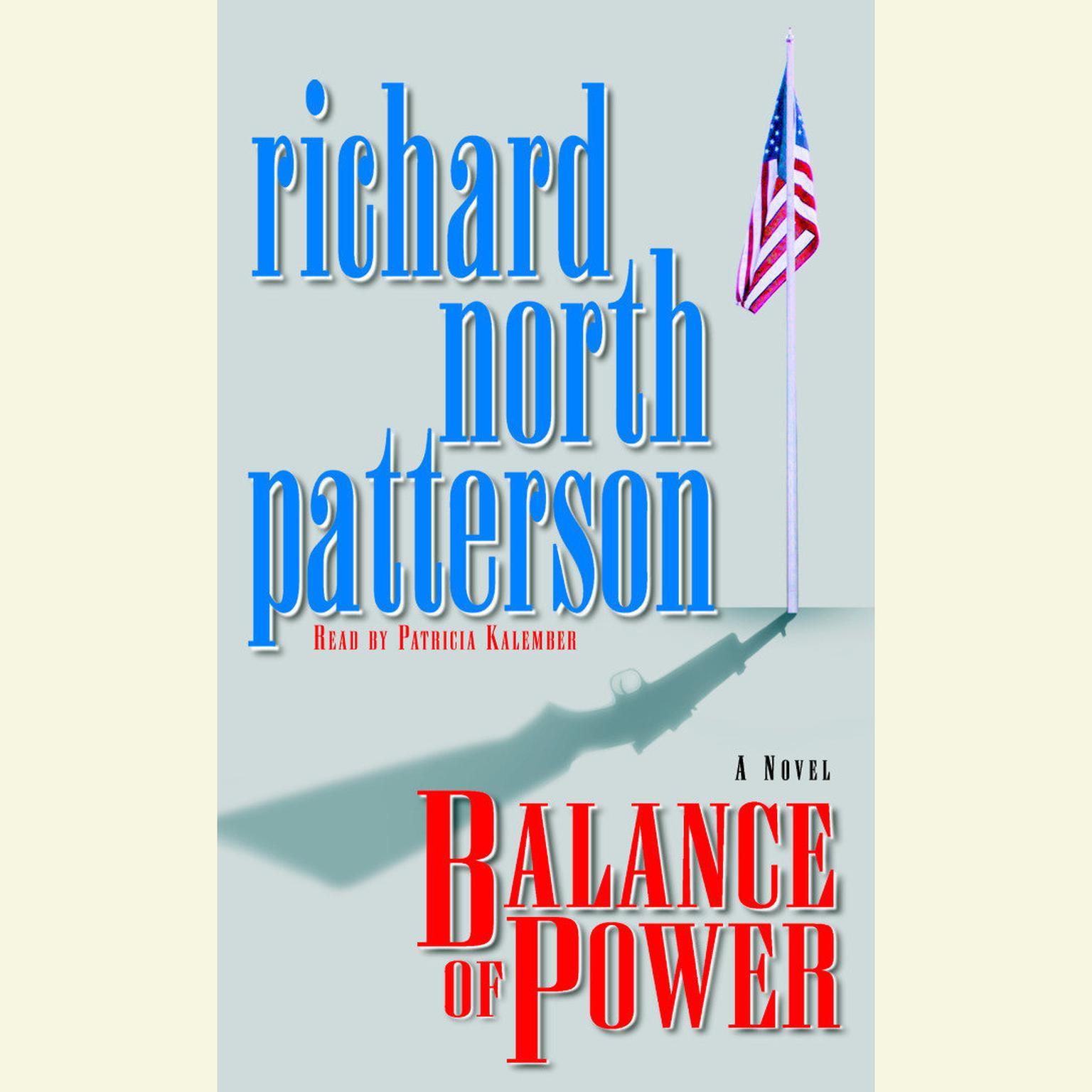 Printable Balance of Power Audiobook Cover Art