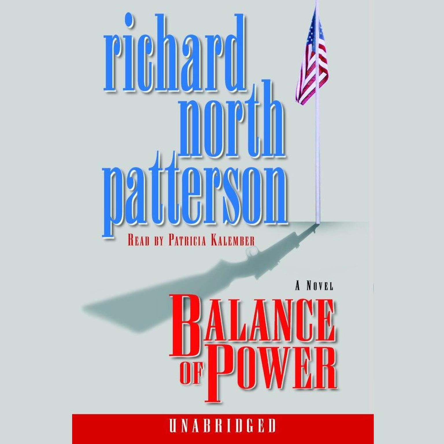 Printable Balance of Power Audiobook Cover Art