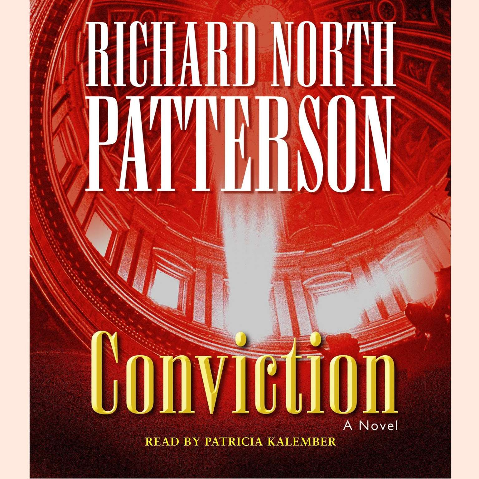 Printable Conviction: A Novel Audiobook Cover Art