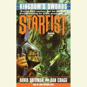Starfist: Kingdoms Swords Audiobook, by Dan Cragg, David Sherman