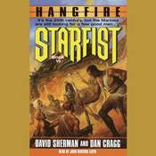StarFist: Hangfire Audiobook, by Dan Cragg, David Sherman