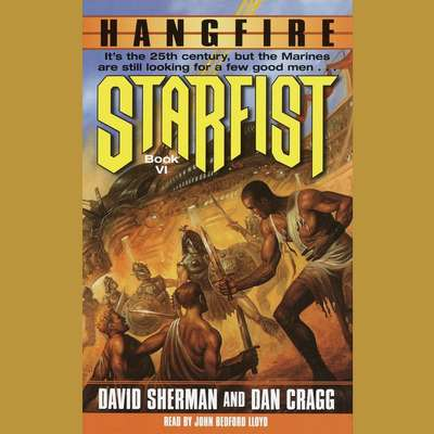Starfist: Hangfire Audiobook, by Dan Cragg