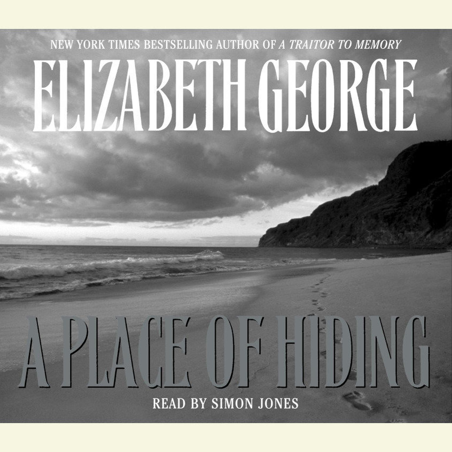 Printable A Place of Hiding Audiobook Cover Art