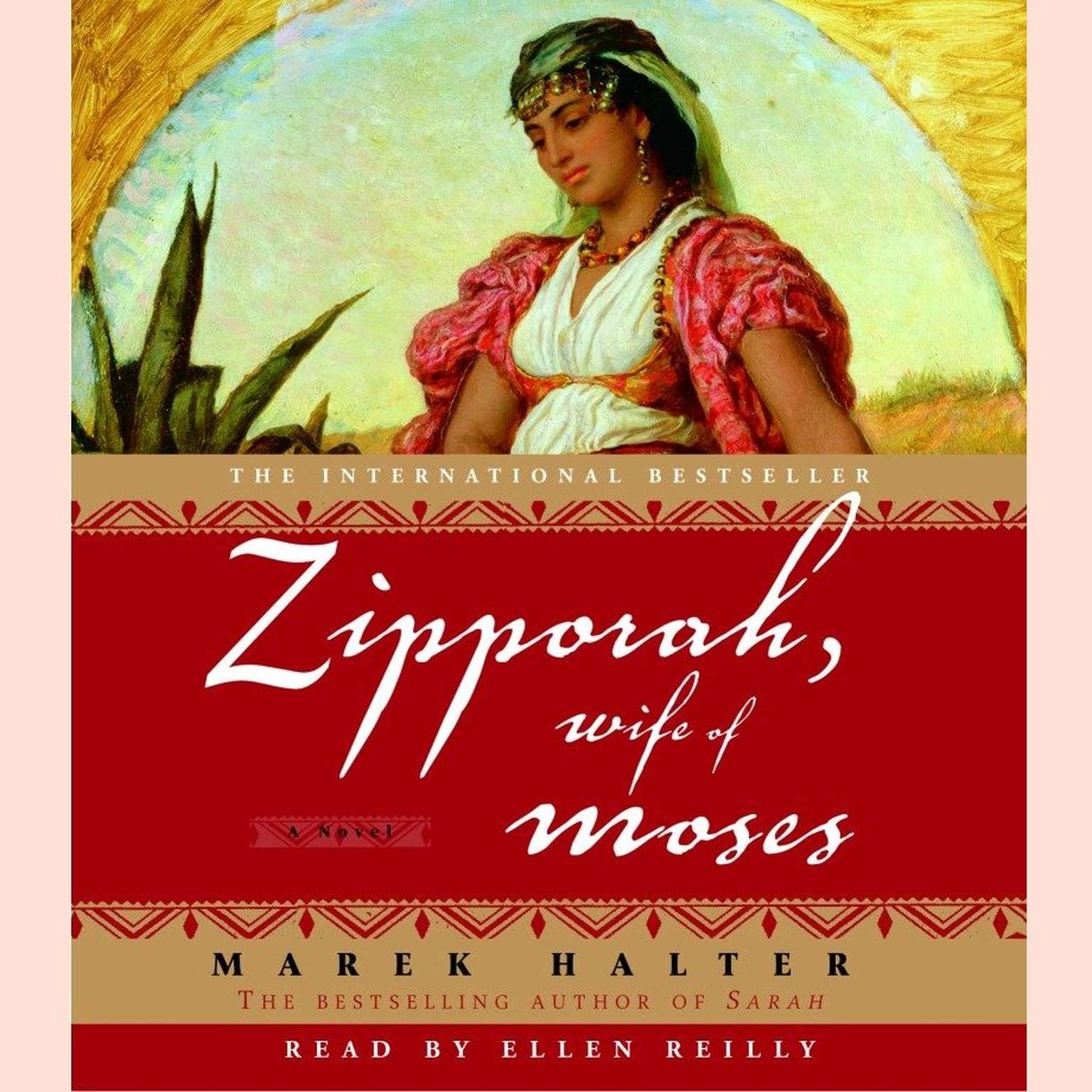 Printable Zipporah, Wife of Moses: A Novel Audiobook Cover Art
