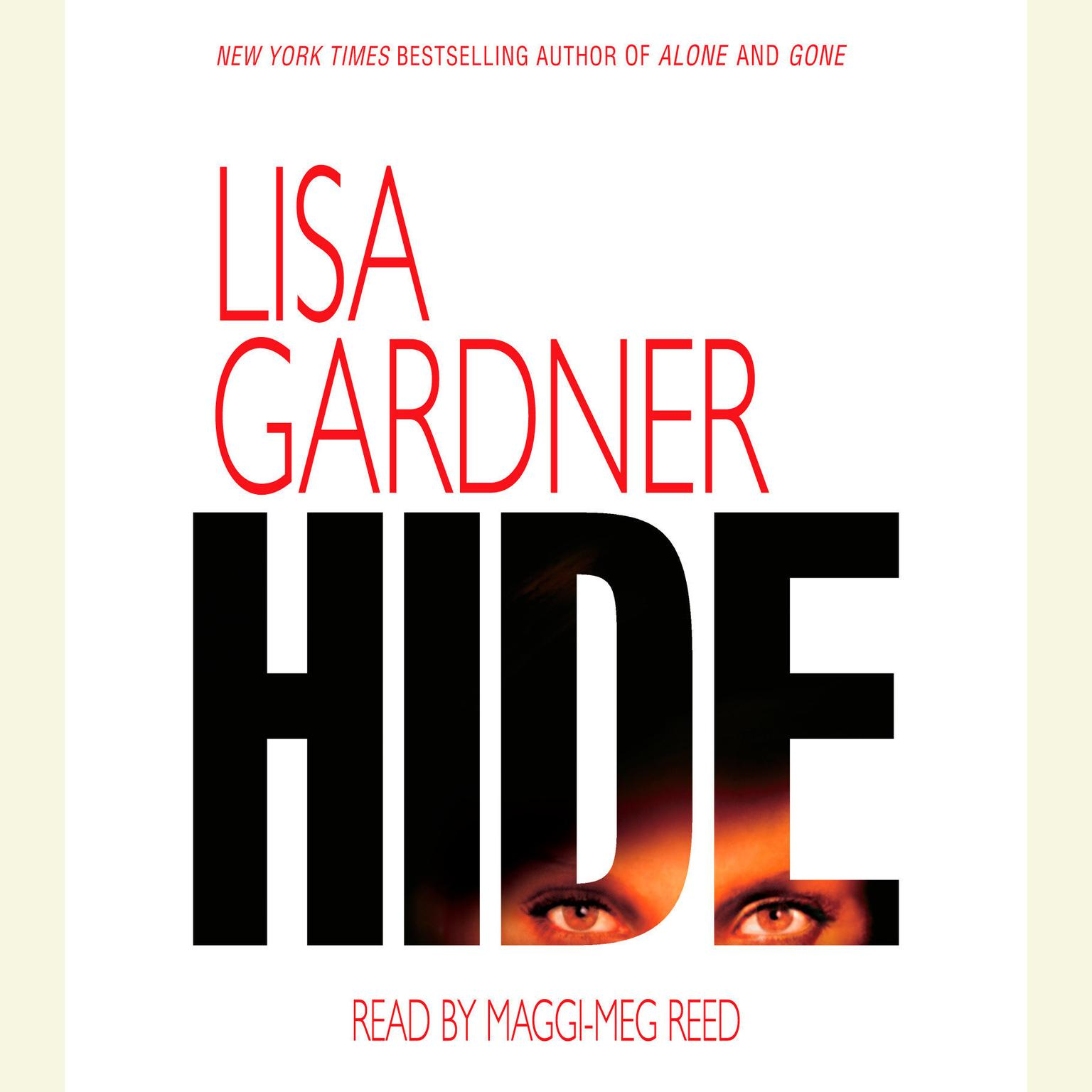 Printable Hide Audiobook Cover Art