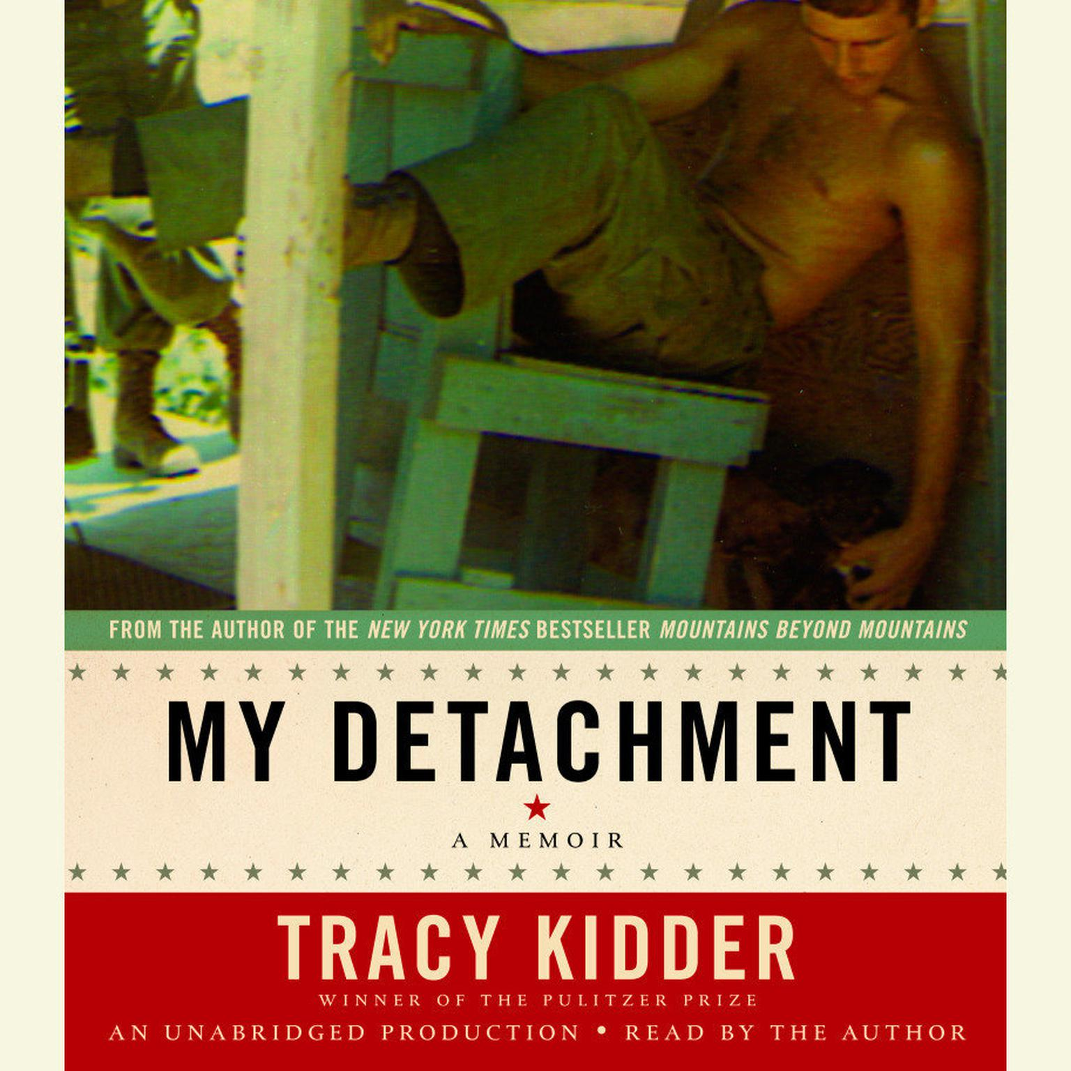 Printable My Detachment: A Memoir Audiobook Cover Art