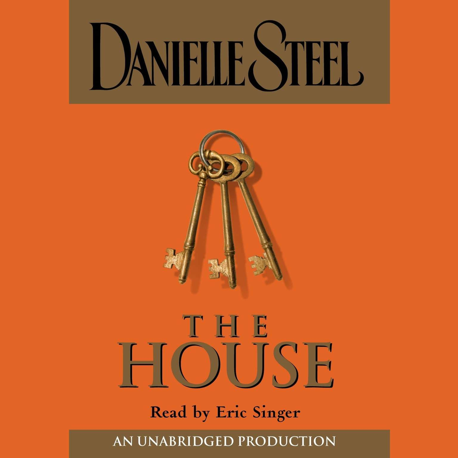 Printable The House Audiobook Cover Art
