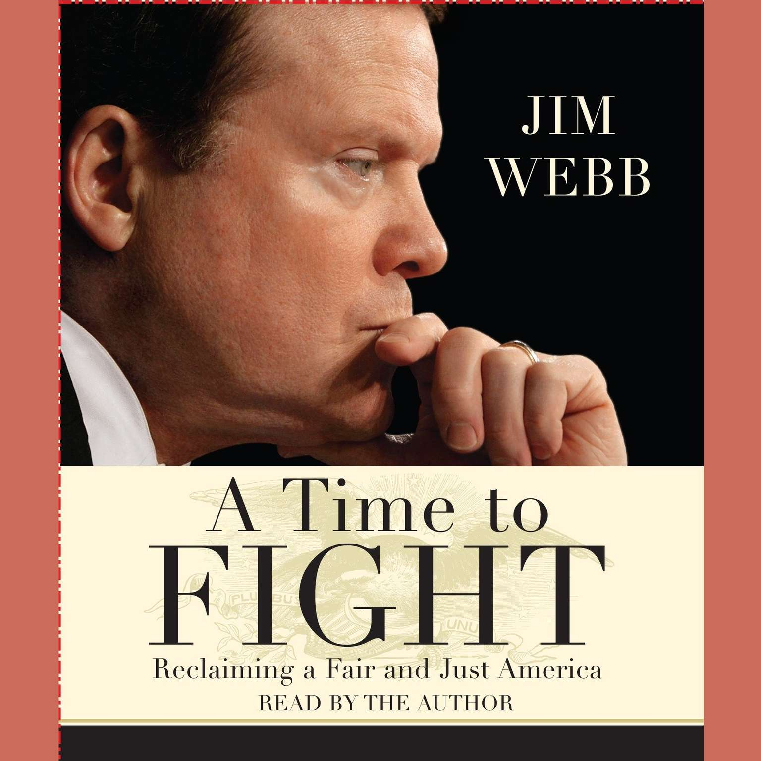 Printable A Time to Fight: Reclaiming a Fair and Just America Audiobook Cover Art