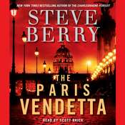 The Paris Vendetta: A Novel Audiobook, by Steve Berry