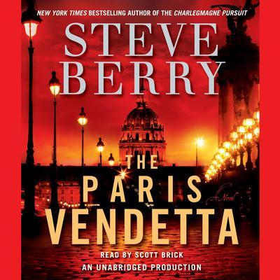 The Paris Vendetta: A Novel Audiobook, by