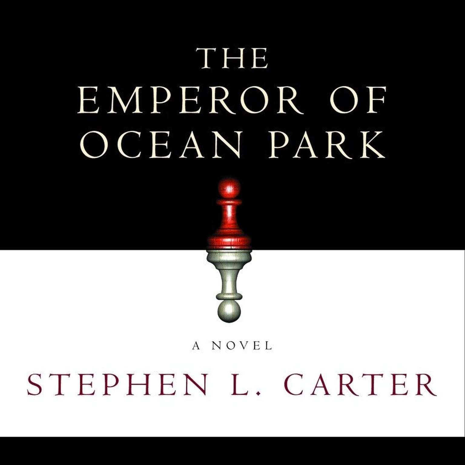 Printable The Emperor of Ocean Park Audiobook Cover Art