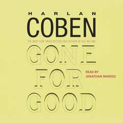 Gone For Good: A Novel Audiobook, by Harlan Coben