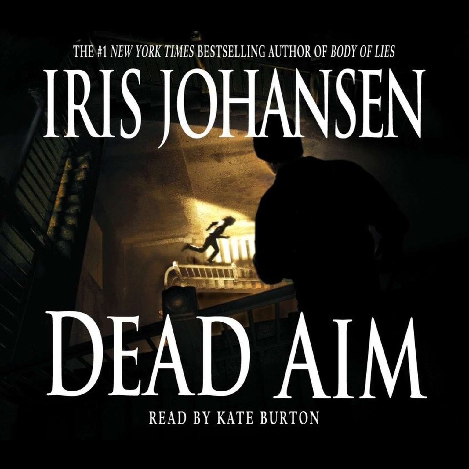 Printable Dead Aim Audiobook Cover Art