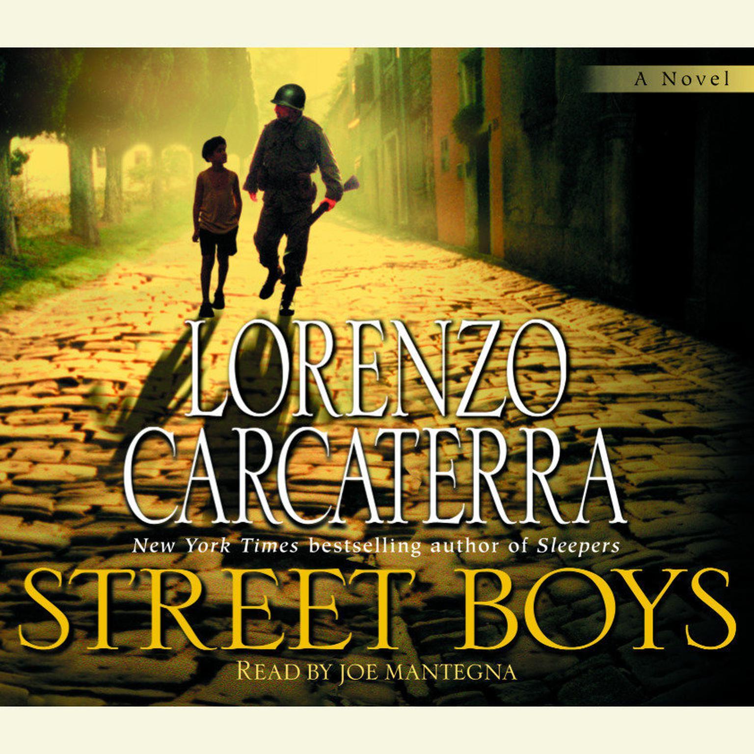 Printable Street Boys Audiobook Cover Art
