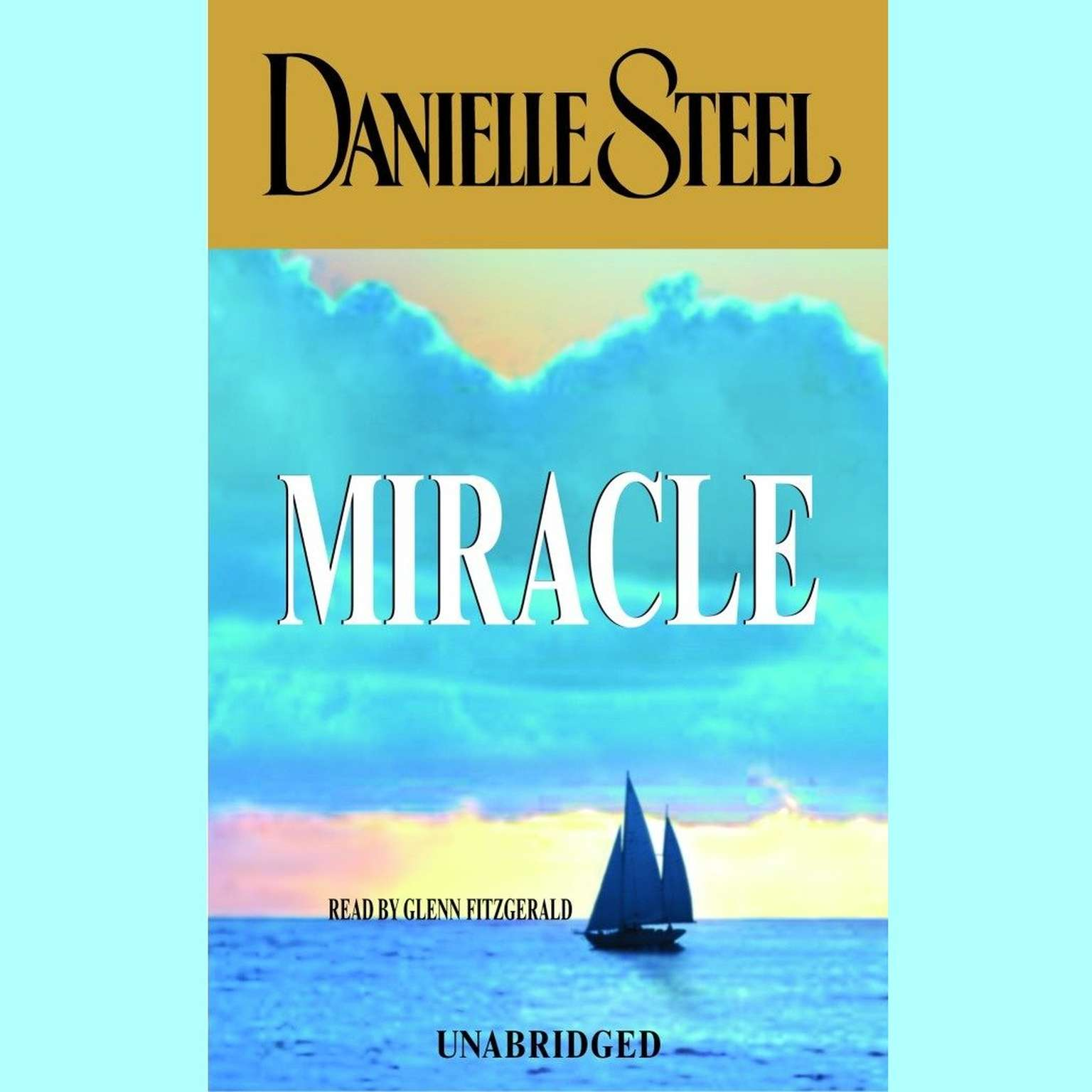 Printable Miracle Audiobook Cover Art