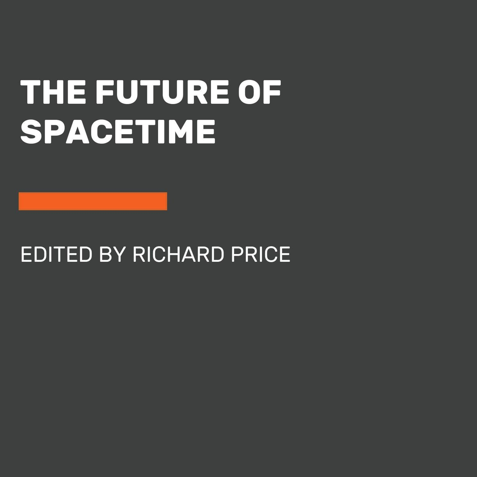 Printable The Future of Spacetime Audiobook Cover Art