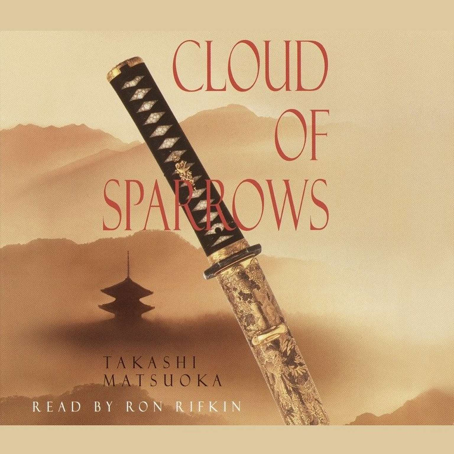 Printable Cloud of Sparrows Audiobook Cover Art