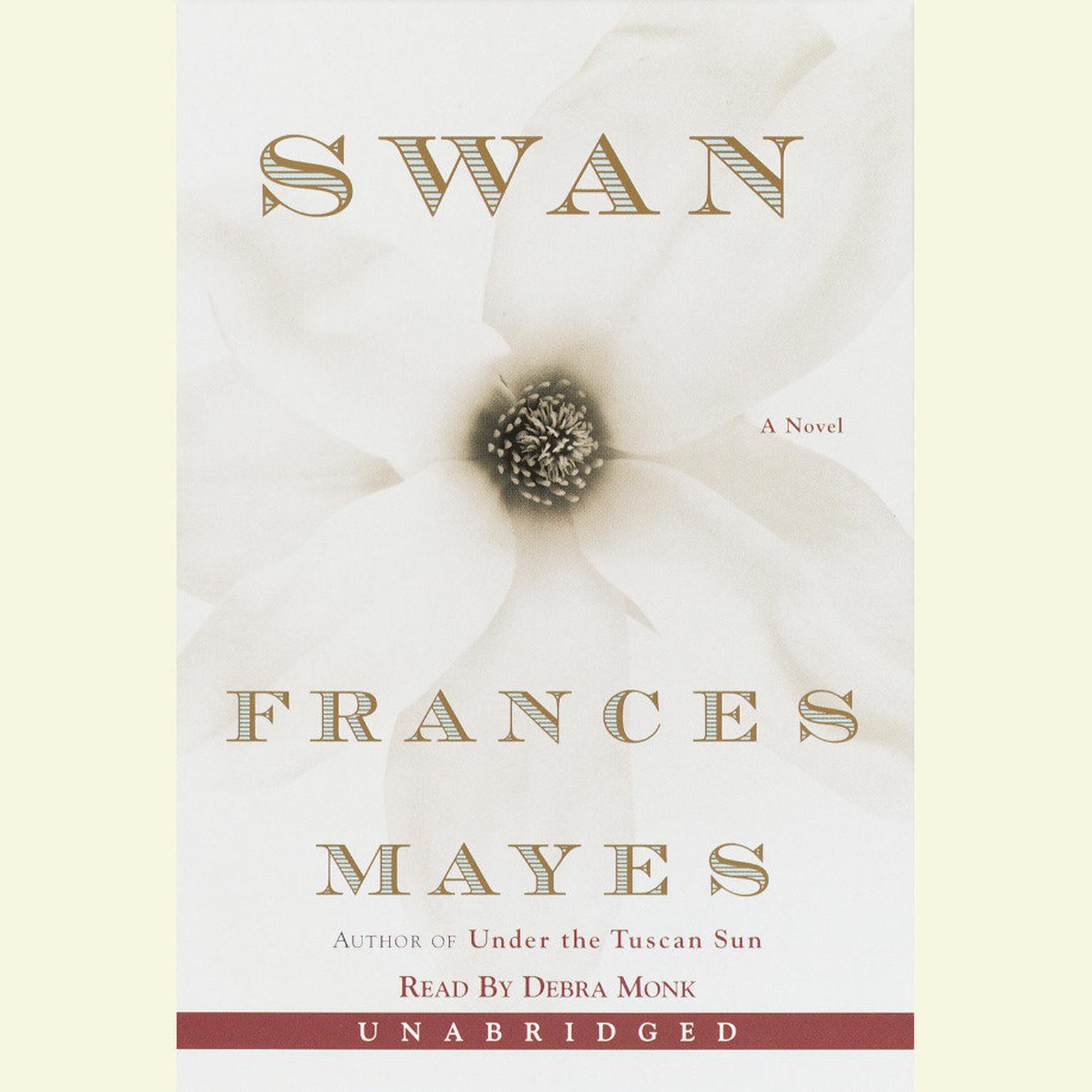 Printable Swan Audiobook Cover Art