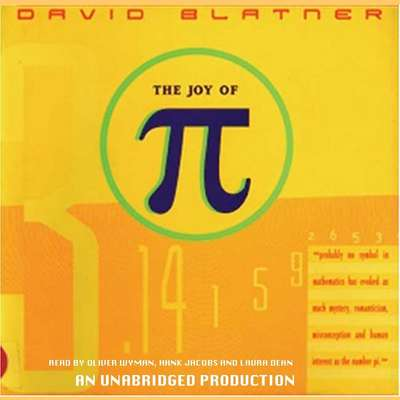 The Joy of Pi Audiobook, by David Blatner