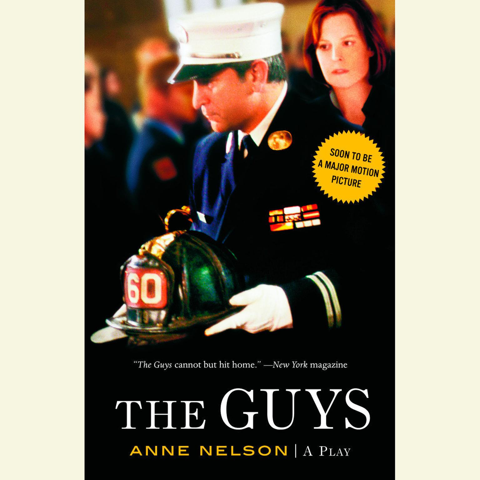 Printable The Guys: A Play Audiobook Cover Art