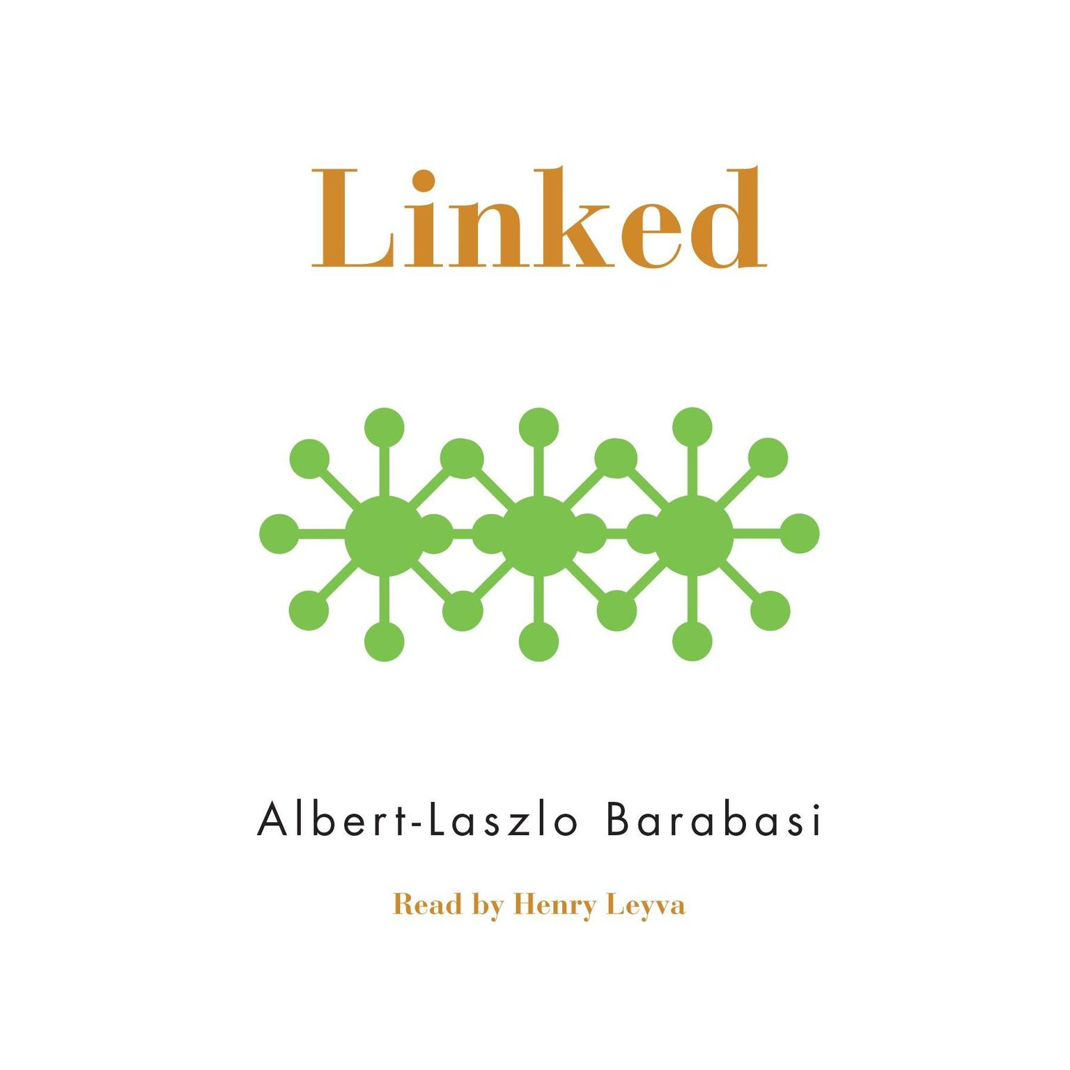 Printable Linked: The New Science of Networks Audiobook Cover Art