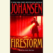 Firestorm Audiobook, by Iris Johansen