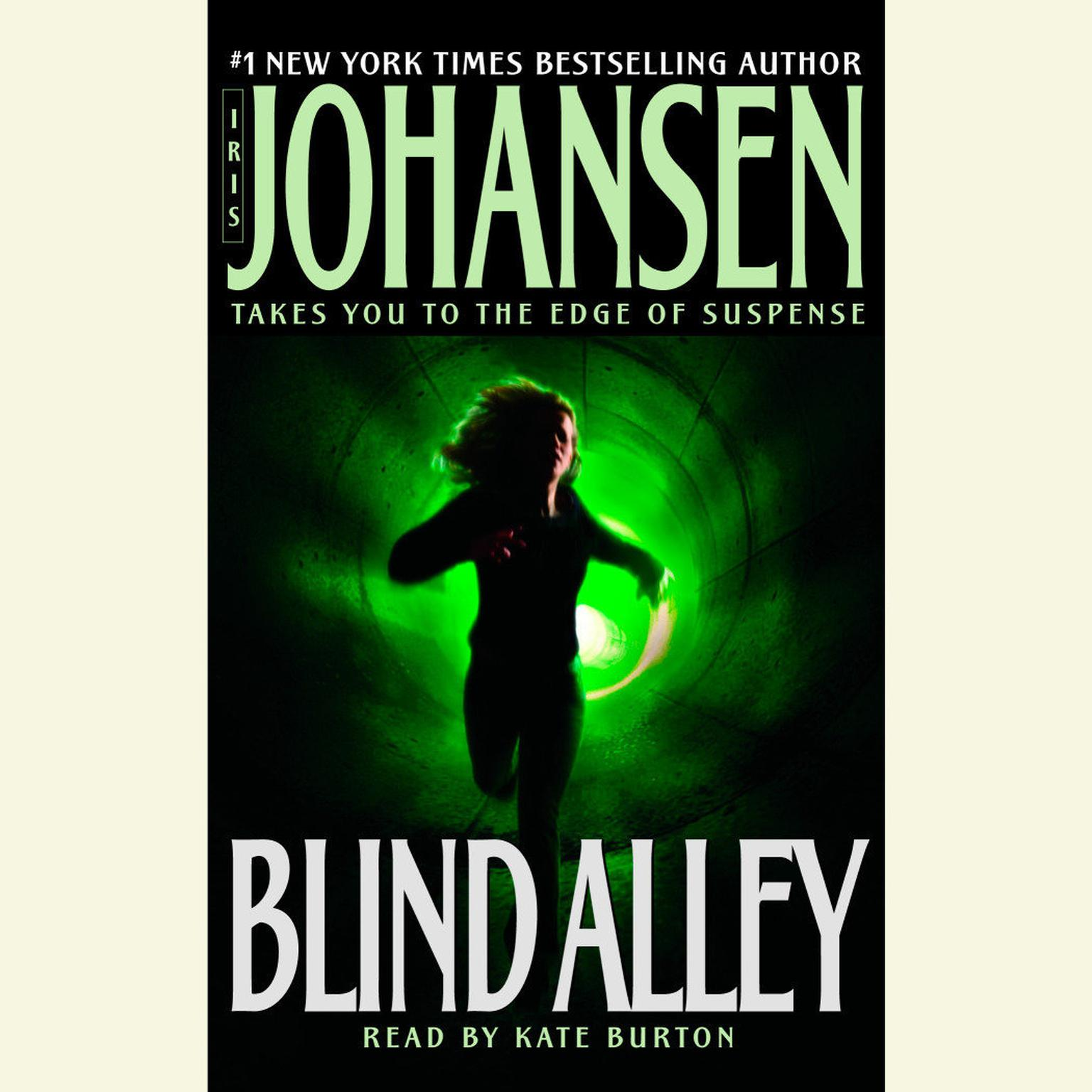 Printable Blind Alley Audiobook Cover Art