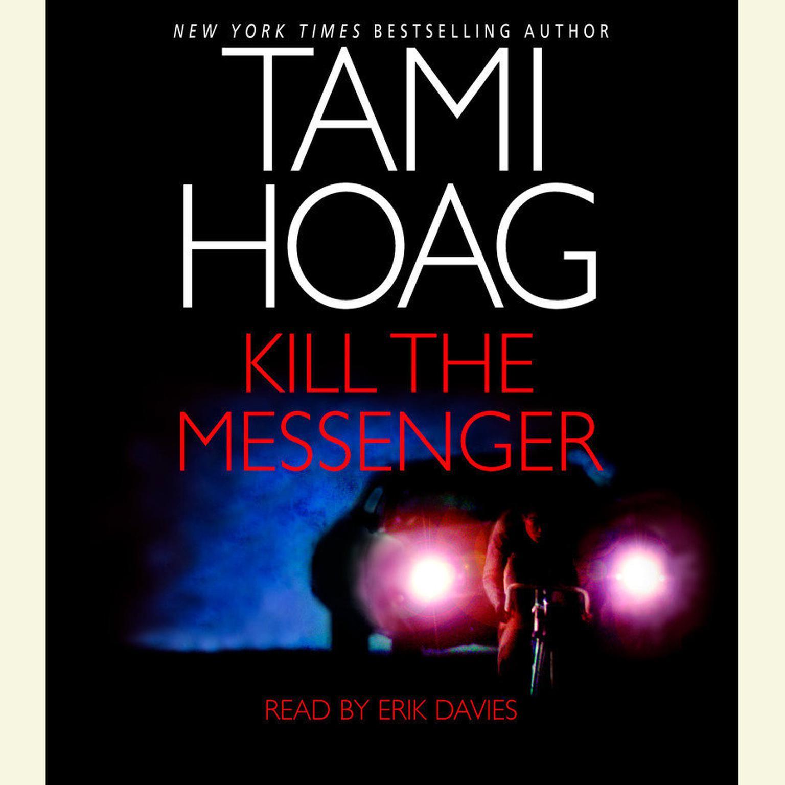 Printable Kill the Messenger Audiobook Cover Art