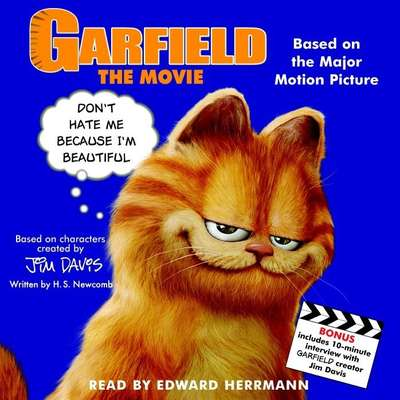 Garfield the Movie Audiobook, by H. S. Newcomb