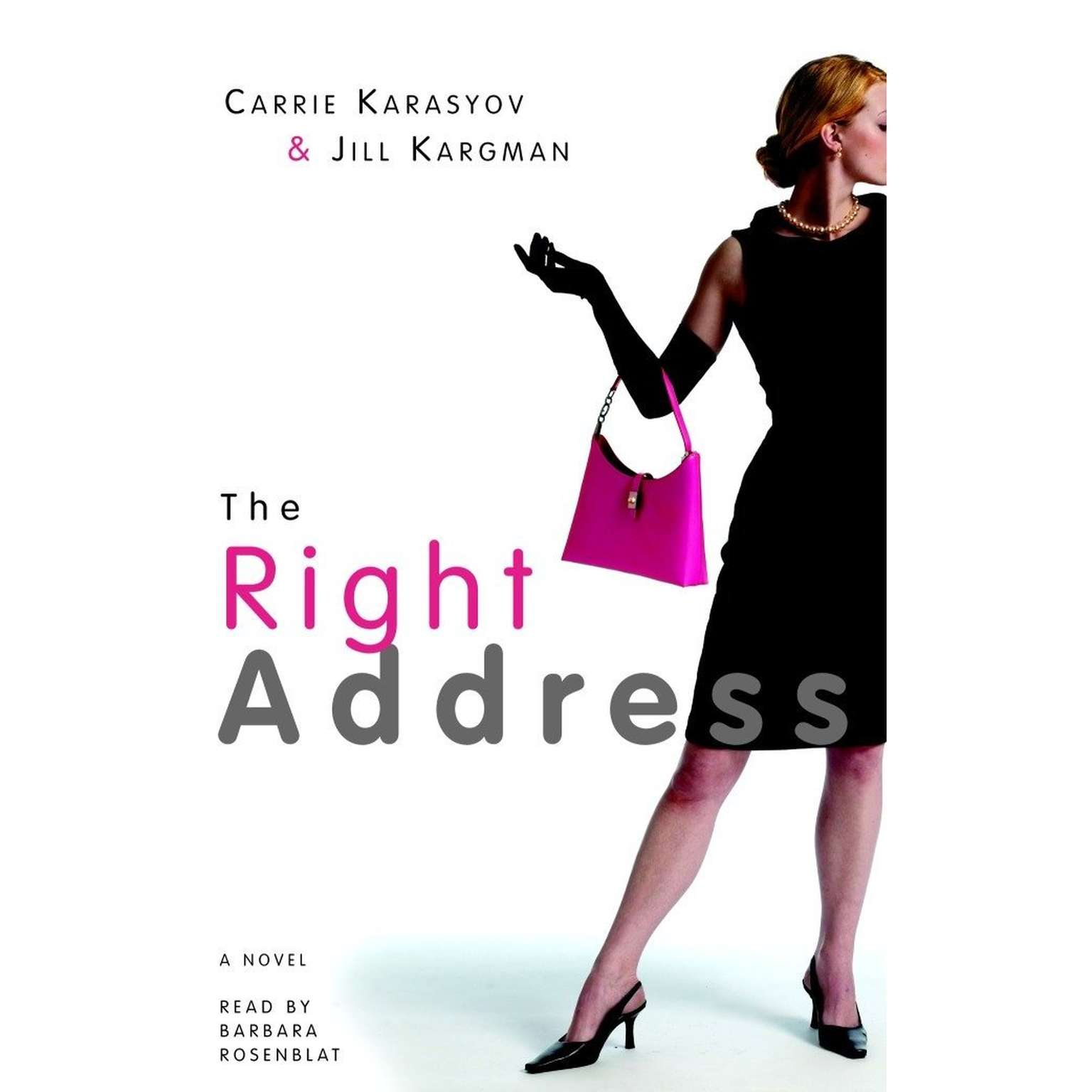 Printable The Right Address: A Novel Audiobook Cover Art