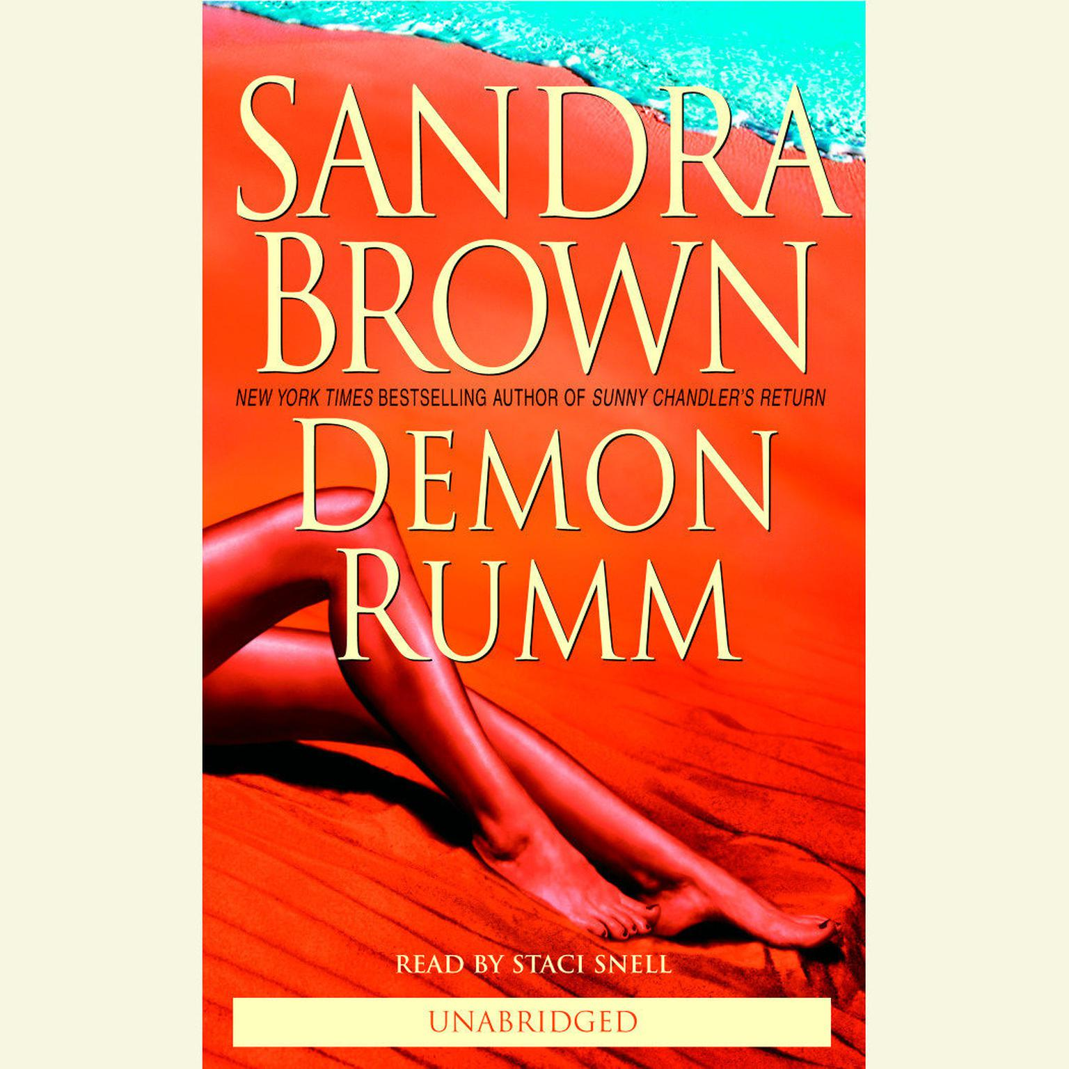 Printable Demon Rumm Audiobook Cover Art