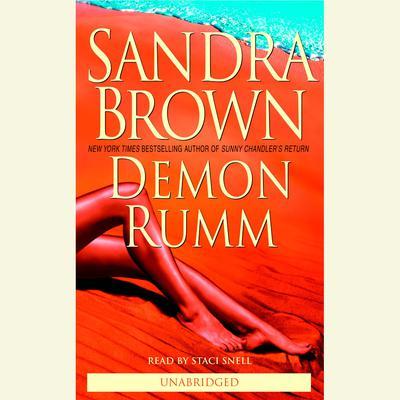 Demon Rumm: A Novel Audiobook, by Sandra Brown
