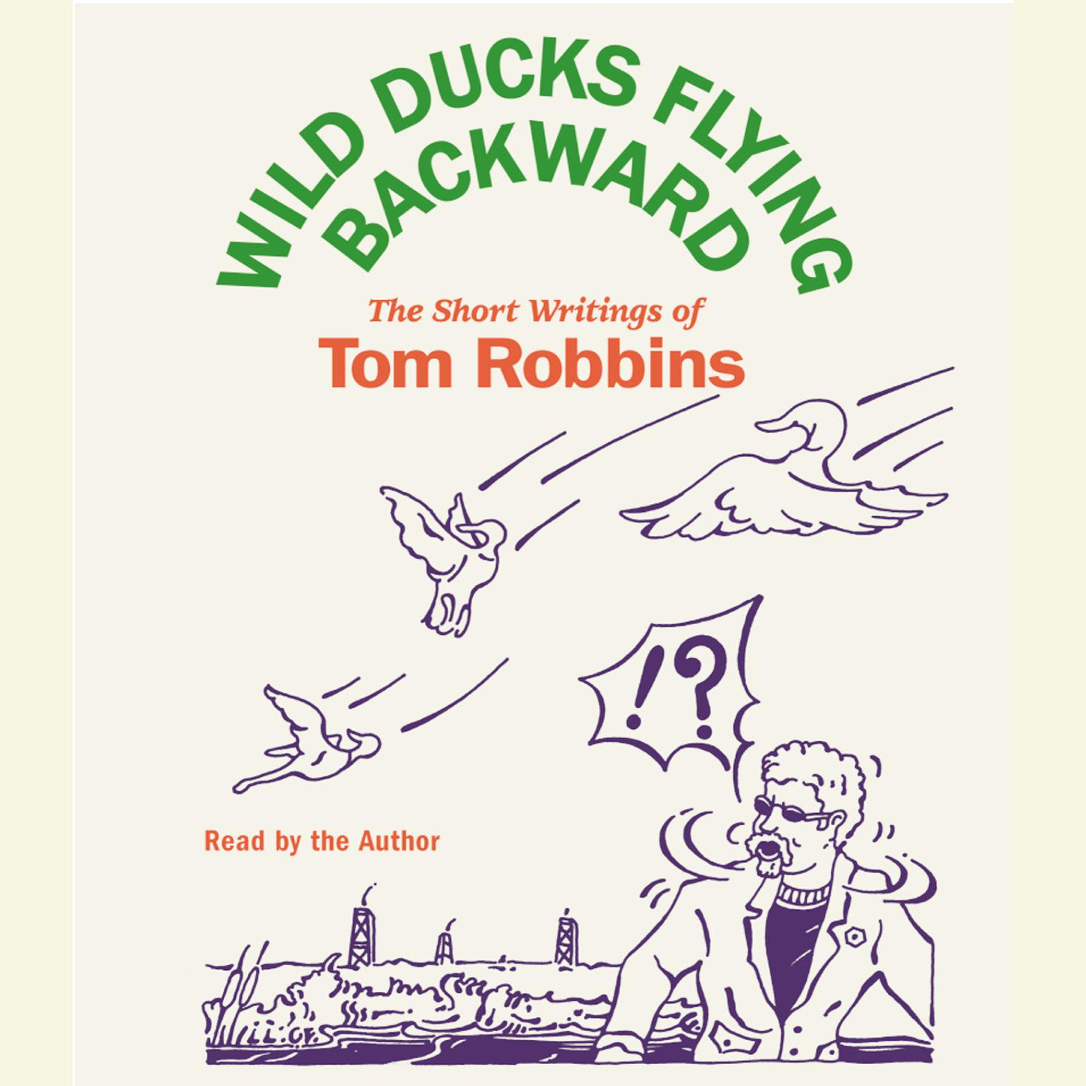 Printable Wild Ducks Flying Backward Audiobook Cover Art