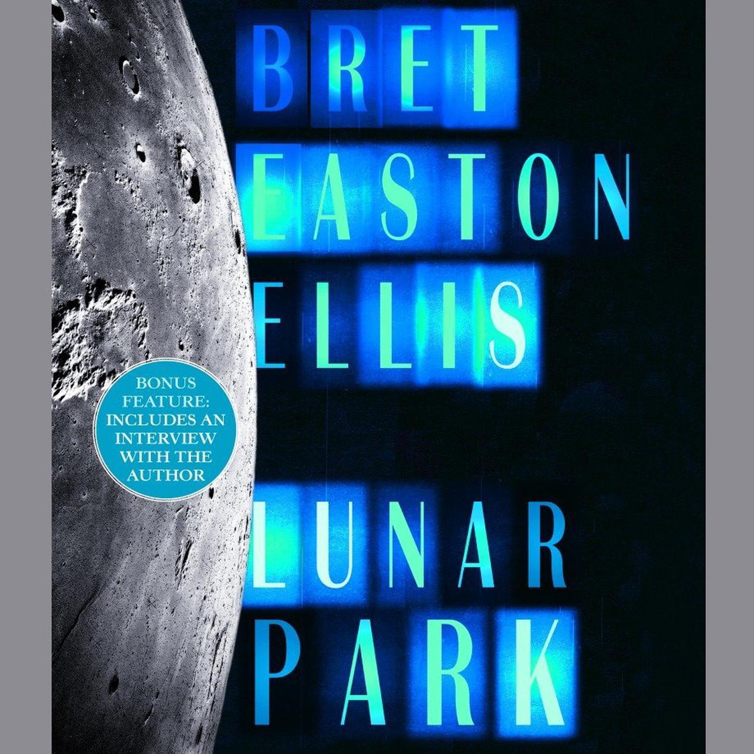 Printable Lunar Park Audiobook Cover Art