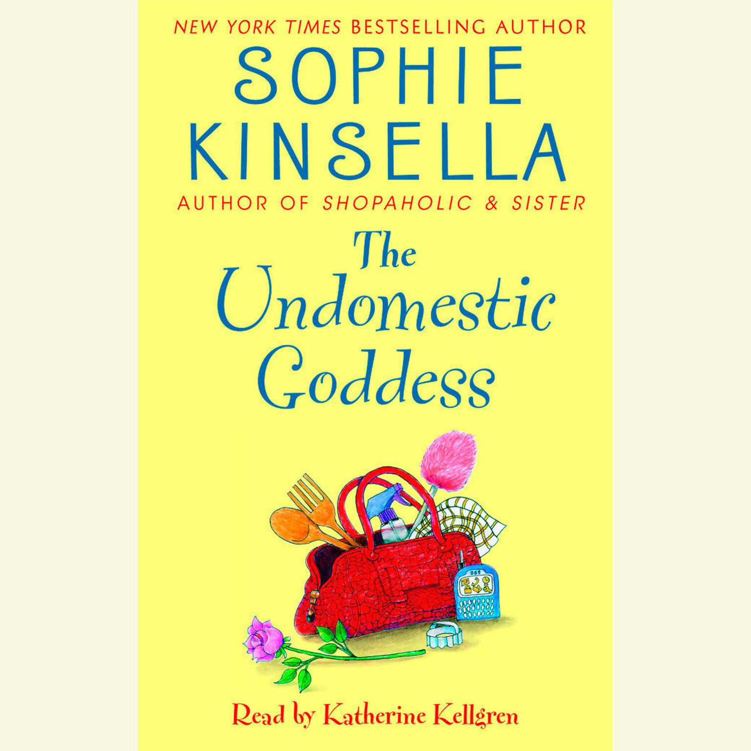 Printable The Undomestic Goddess Audiobook Cover Art