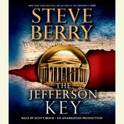 The Jefferson Key: A Novel Audiobook, by Steve Berry