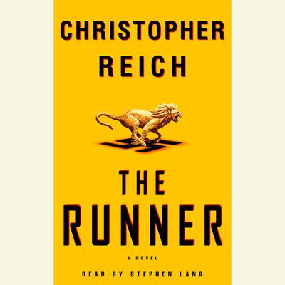 The Runner Audiobook, by Christopher Reich