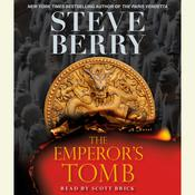 The Emperor's Tomb Audiobook, by Steve Berry