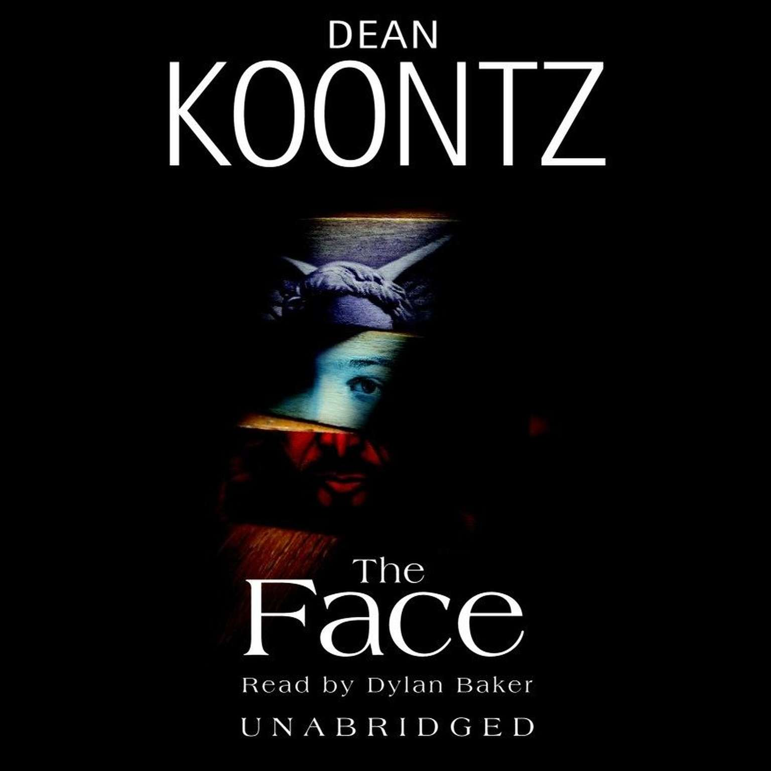 Printable The Face: A Novel Audiobook Cover Art
